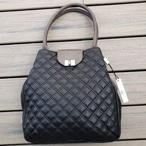 NWT Marc Jacobs Black Quilted Bag